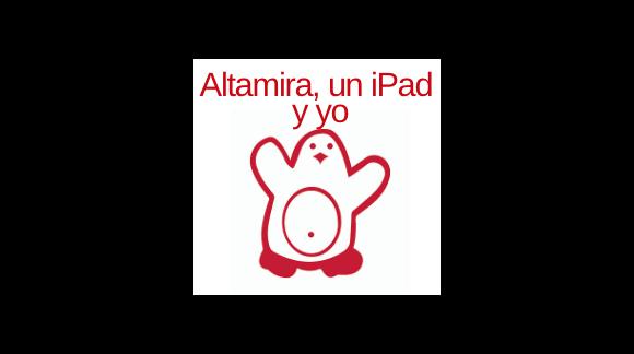 Altamira, un iPad y yo