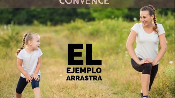 La palabra convence, el ejemplo arrastra