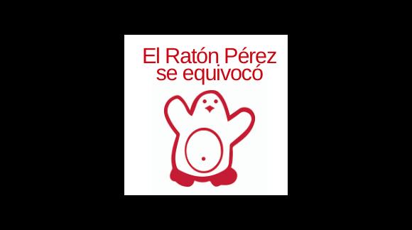 El Ratón Pérez se equivocó