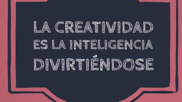 La creatividad es...