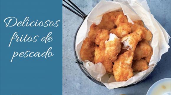 Deliciosos fritos de pescado