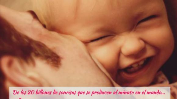 De los 20 billones de sonrisas que se producen en el mundo