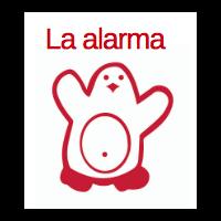 La alarma