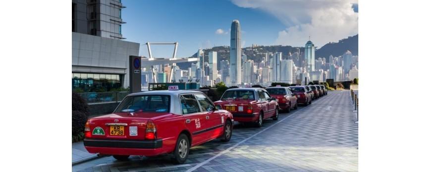 HACER NEGOCIOS Y COGER TAXIS EN HONG KONG