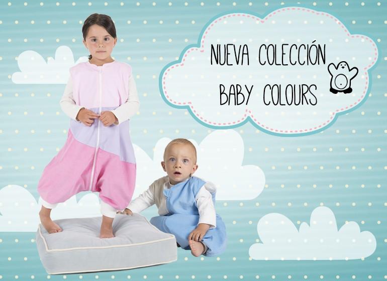 Nueva colección baby colors